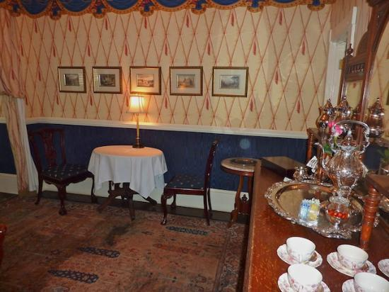 Ballastone Inn: Tea Room