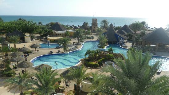 Villa Caribe Paraguana: Zona de piscina