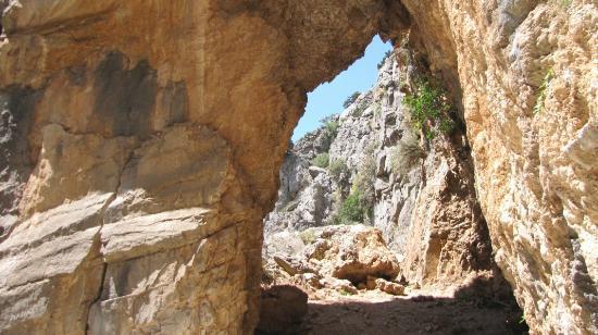Creta, Grécia: Grande Arche
