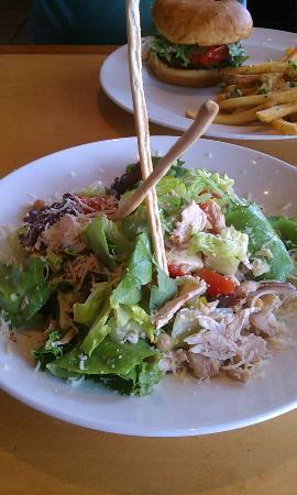 Gordon Biersch: Chopped Salad