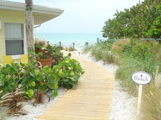 Pearl Beach Inn: Your path to the beach