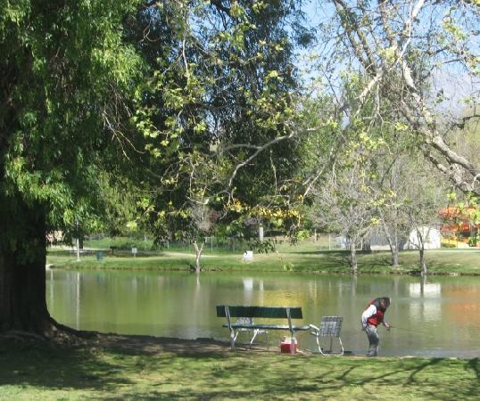 Ontario, Kalifornien: Cucamong-Guasti Regional Park
