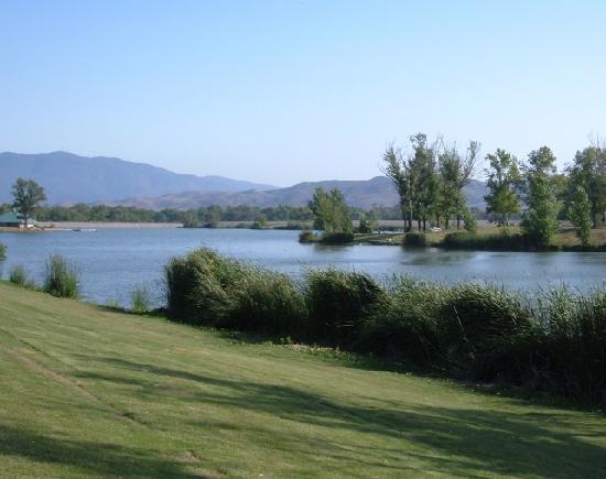 Prado Regional Park