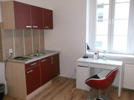 Centro Hotel Design Apart: Kitchenette