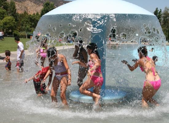 San Bernardino, CA: Glen Helen Regional Park