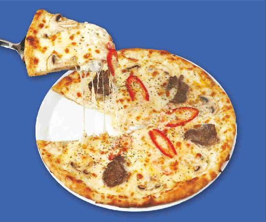 Samdan Restaurant : PIZZA