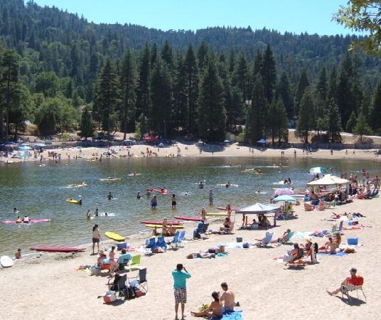 Crestline, CA: Lake Gregory Regional Park