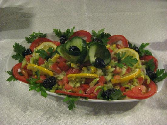 CafeturCa: Shepherd Salad