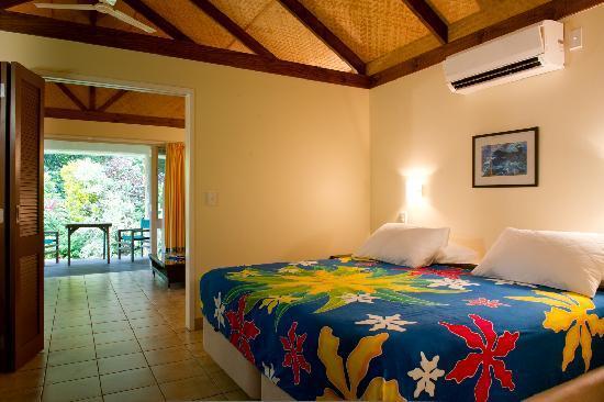 Vaimaanga, Cook Islands: One Bedroom Superior interior