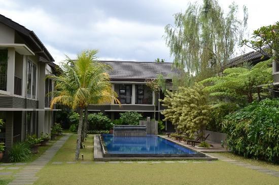 Summer Hill Private Villas & Hotel: Summer Hill Hotel