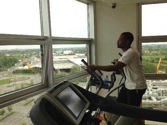 Best Western Premier BHR Treviso Hotel: gym
