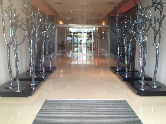 BEST WESTERN PREMIER BHR Treviso Hotel: hotel entrance
