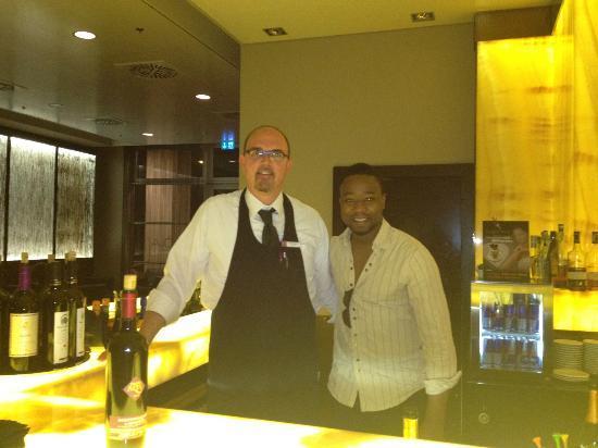 BEST WESTERN PREMIER BHR Treviso Hotel: hotel bar