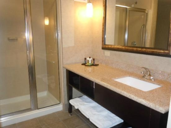 Embassy Suites by Hilton Minneapolis - North: Clean bathroom