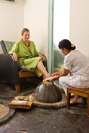 Ambiente Spa & Wellness: Foot Bath