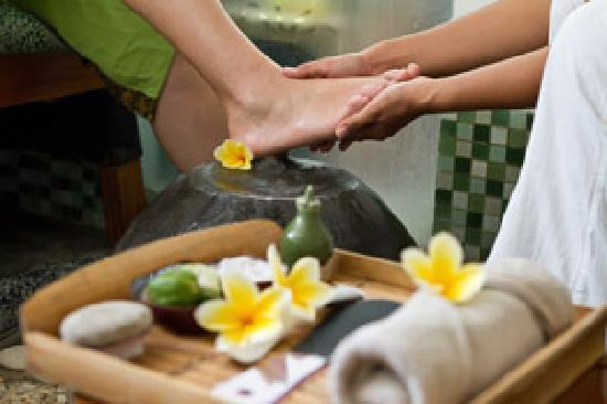 Ambiente Spa & Wellness : Foot Care