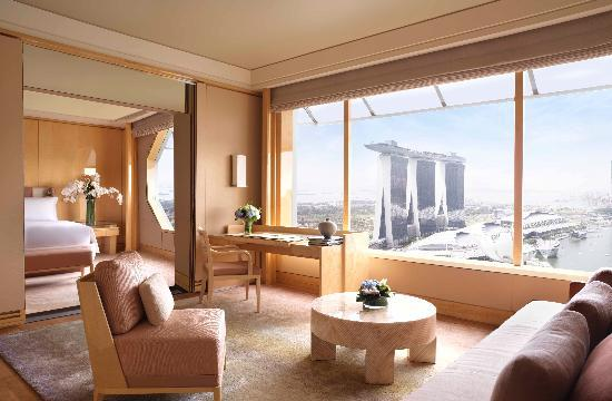 The Ritz-Carlton, Millenia Singapore: Premier Suite