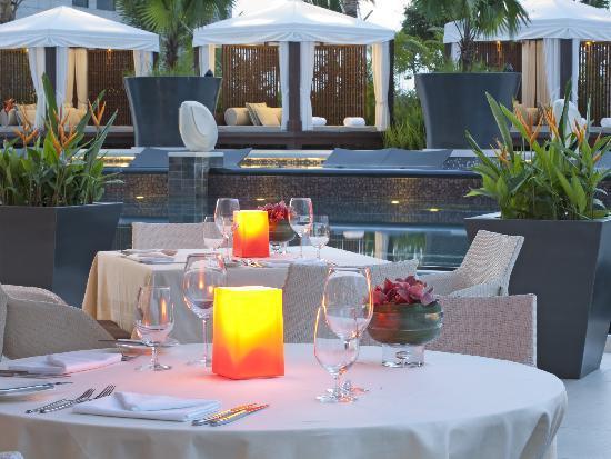 Dolce Vita at Mandarin Oriental, Singapore: Dolce Vita - Fine Italian Dining at Mandarin Oriental, Singapore