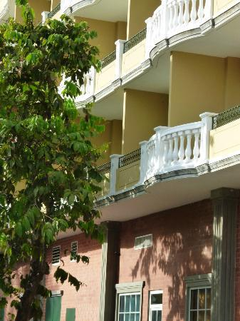 Country Inn & Suites By Carlson, Panama Canal, Panama: vista exterior de la habitación