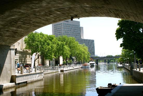 Rideau Canal: canal