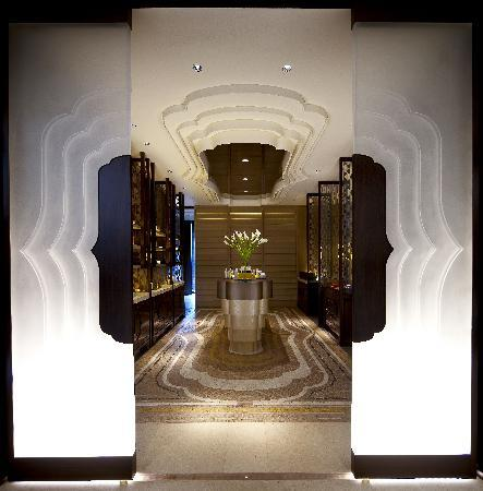 The Spa at Mandarin Oriental Singapore: The Spa at Mandarin Oriental, Singapore