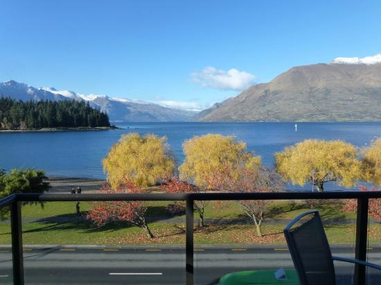 Peppers Beacon Queenstown: That view