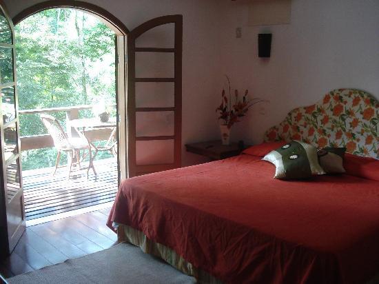 Hotel Mirante Do Penedo: chalé