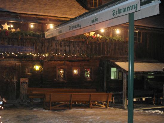 Schmaranzbräu: looks just like a farmer house
