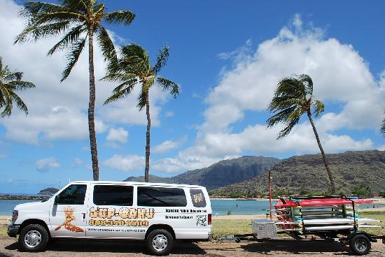 SUP-Oahu