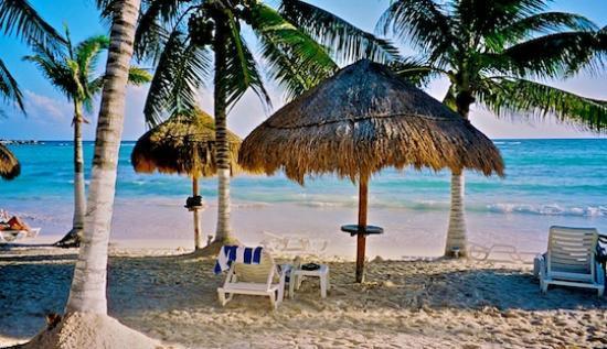 Omni Puerto Aventuras Beach Resort: Chac Hal Al Beach, PA