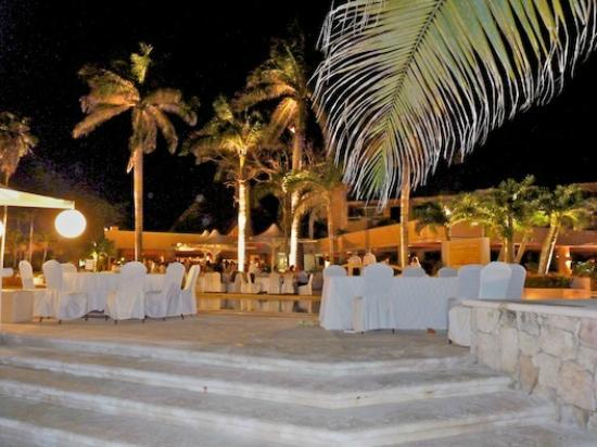 Omni Puerto Aventuras Beach Resort: New Year's eve at the Omni, PA