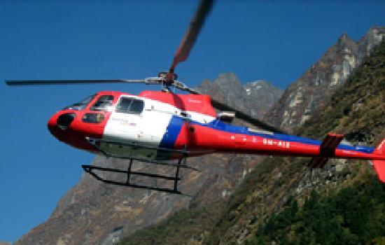 Monterosa Treks and Expedition - Day Heli Tours