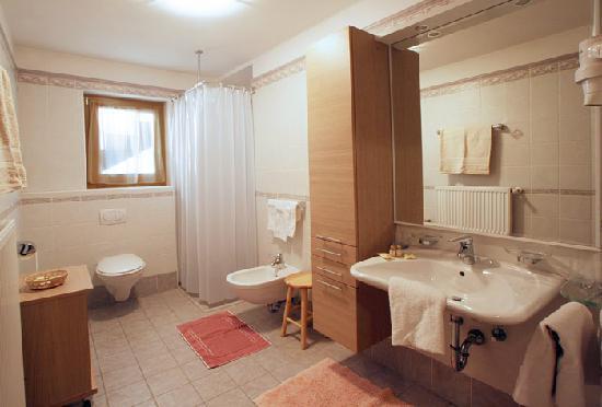 Residence Garni Stella: Bagno