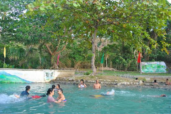 Marinduque Hot Spring: molbog hot spring