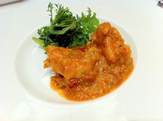 スーツァンレストラン陳, エビチリ