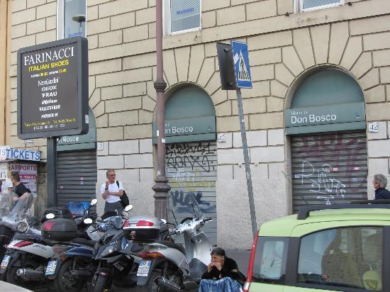 Hotel Urbis: Via Marzala 42 and more of Libr. Don Bosco
