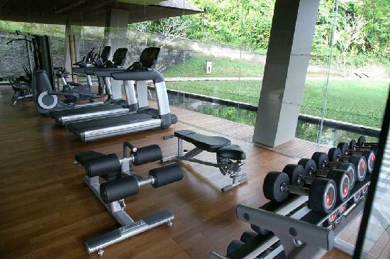 منتجع وسبا مايا أوبود: Fitness Center
