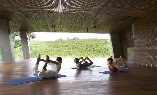 منتجع وسبا مايا أوبود: Yoga Studio