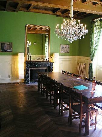 Le Pavillon de St. Agnan: Dining room Pavillon