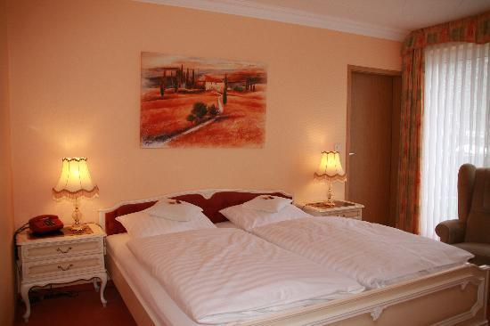 Hotel Modena : Doppelzimmer