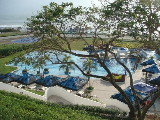 San Fernando La Union, Filipinas: Pool area