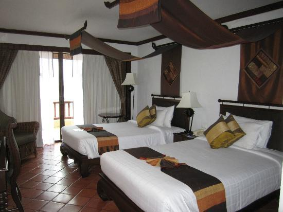 Novotel Phuket Resort: Room (very comfortable bed)