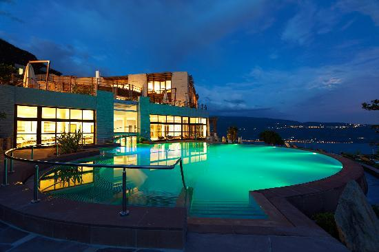 Lefay Resort & Spa Lago di Garda: Lefay by night