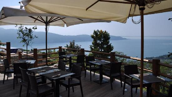 Lefay Resort & Spa Lago di Garda: Pool Bar