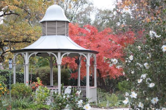 Briardale Bed & Breakfast: Rotunda in Autumn