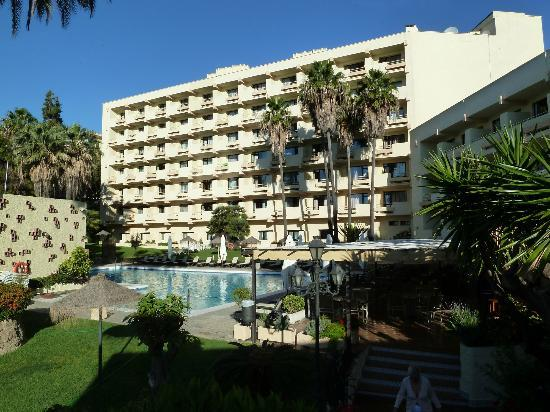 Royal Al-Andalus: une partie de l'hotel