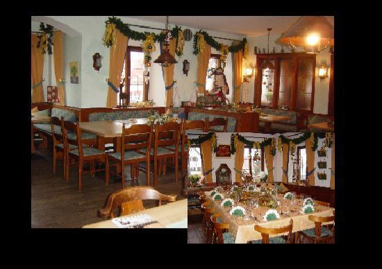 Zum Pinzger: Restaurants