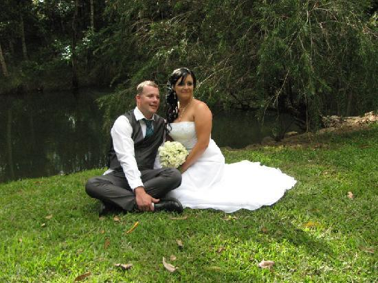 Chilverton Cottage & Restaurant: Ideal for small  weddings and vow renewals