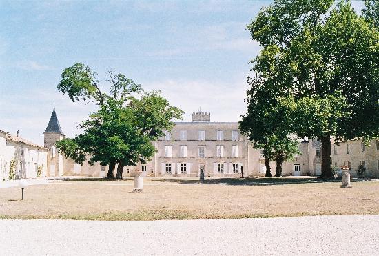 Hotel Domaine Du Griffier