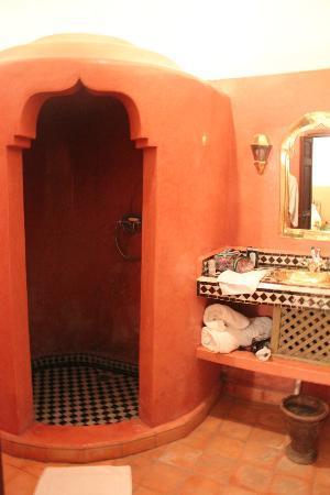Riad Sidi Ayoub : banyo